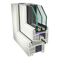SeiCom PVC aknad