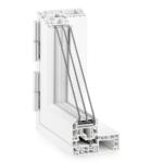 SeiCom PVC-aknad